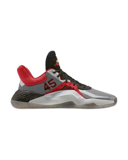 D.O.N. Issue 1 Chaussures adidas pour homme en coloris Gris - 26 ...