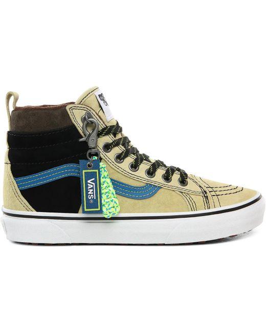 Sk8 Hi 46 Mte Dx Chaussures Vans en coloris Marron - Lyst