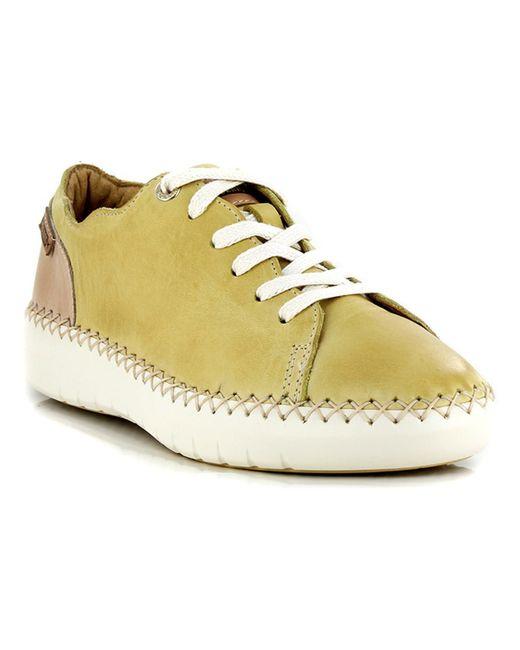 W0Y 6836 MESINA Chaussures Pikolinos en coloris Metallic