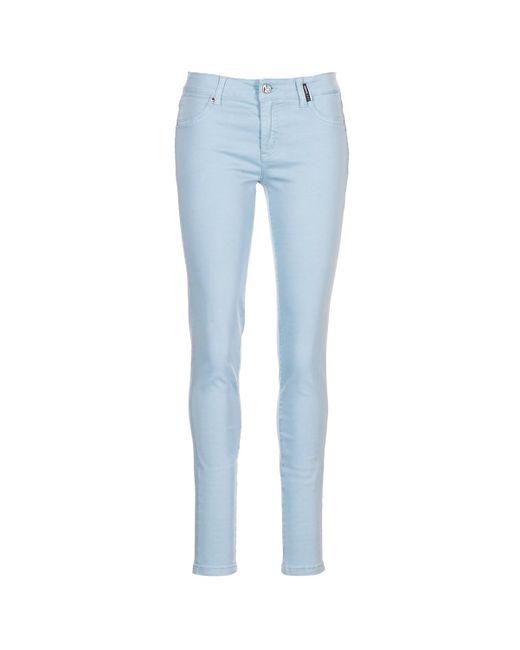 Versace Jeans Skinny Jeans A1hrb0j7 in het Blue