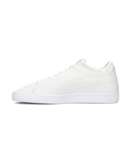 Basket Classic Sock LO femmes Chaussures en blanc