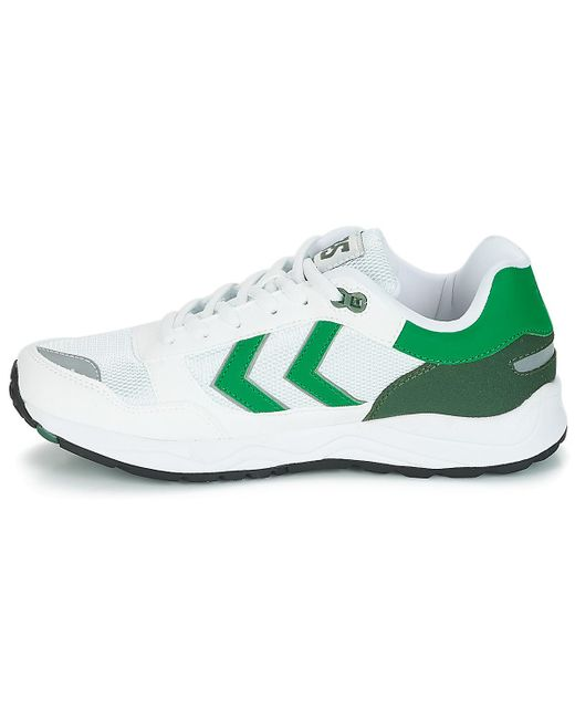 ... Hummel - White 3-s Sport Shoes (trainers) - Lyst ...