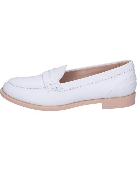 Mocassins Mocassins Cuir Tod's en coloris White