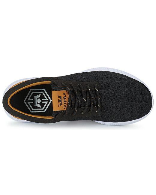 HAMMER RUN femmes Chaussures en Noir Supra en coloris Black