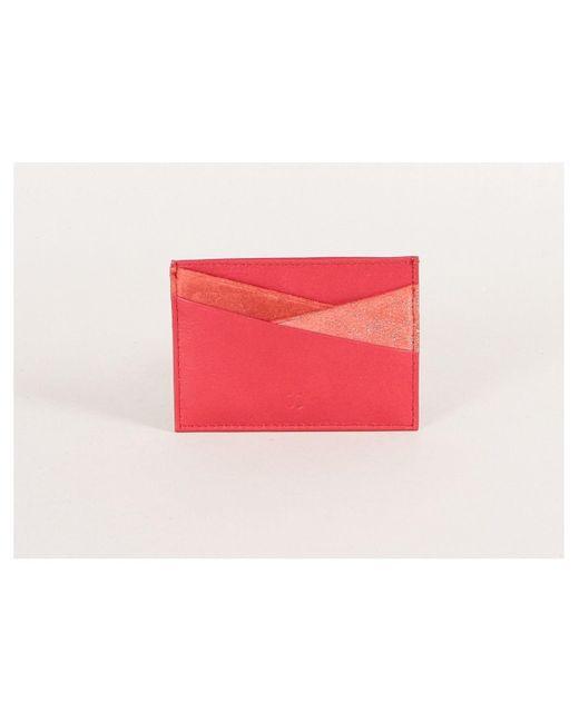 Ysée Porte-monnaie Sabrina en coloris Red