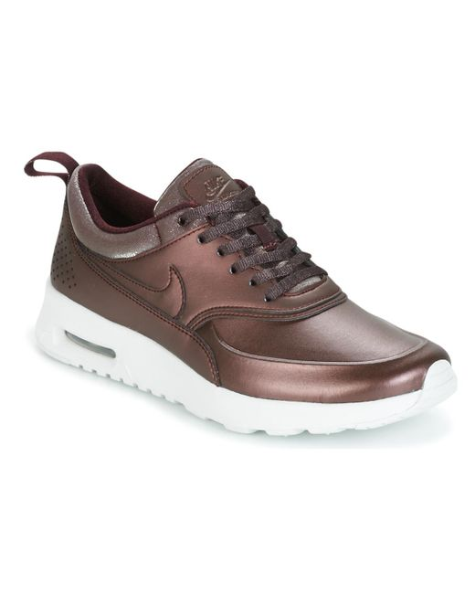 Air Max Thea Premium W Women's Shoes (trainers) In Brown