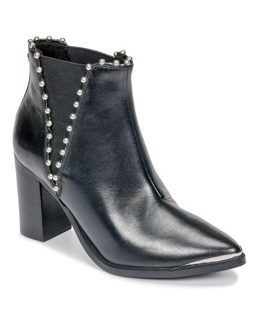 9e82d15ec4e Himmer Women's Low Ankle Boots In Black