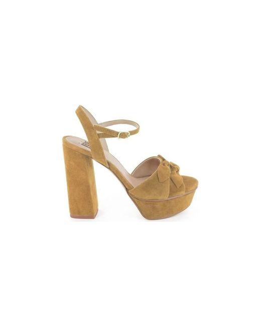 Sandales Sandales Bibi Lou en coloris Brown