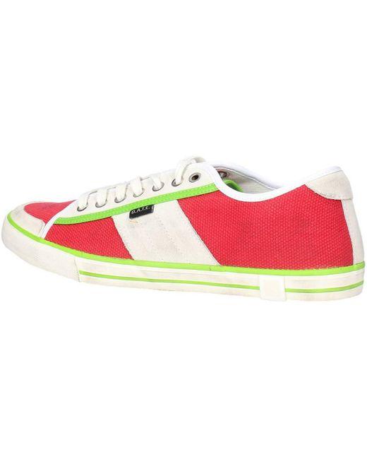 Date Lage Sneakers Tender Low-37 in het Red voor heren