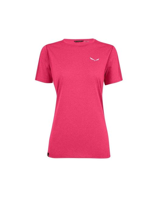 Pedroc 3 Dry W T-shirt Salewa en coloris Pink