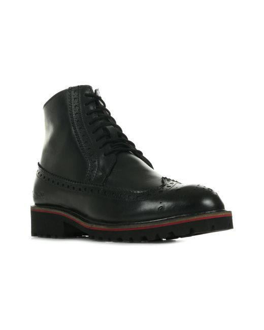 Rumba Boots Kickers en coloris Black