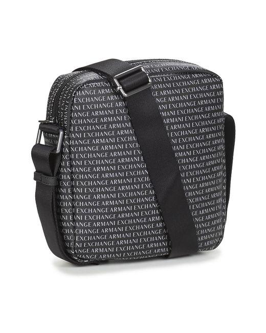 Armani Exchange Handtasje in het Black voor heren