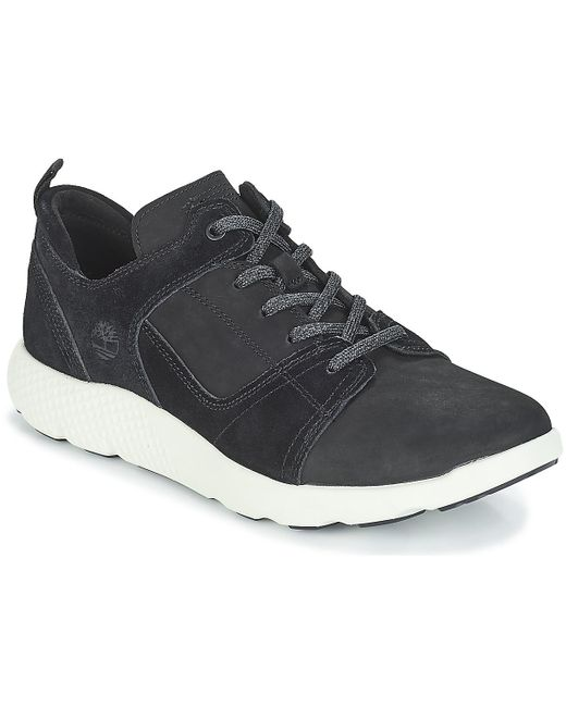 FlyRoam Leather Oxford Chaussures Timberland pour homme en coloris Black