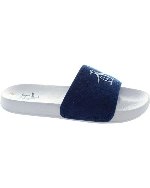 Original Penguin | Party Men's Mules / Casual Shoes In Blue for Men | Lyst