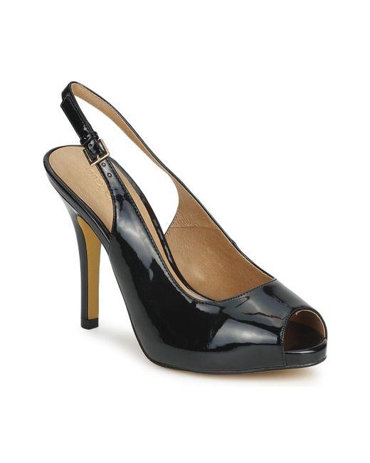 Moda In Pelle - Intense Women's Sandals In Black - Lyst