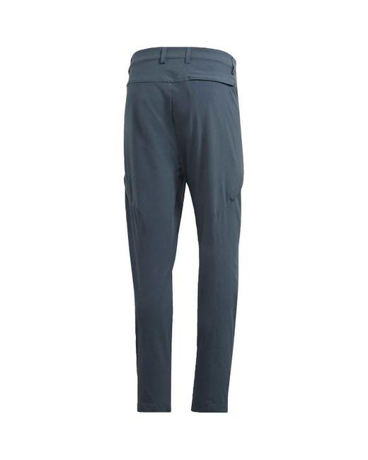 adidas Pantalon Pantalon Terrex Zupahike homme de coloris bleu