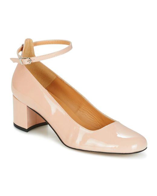 Betty London Natural Hanifa Shoes (pumps / Ballerinas)