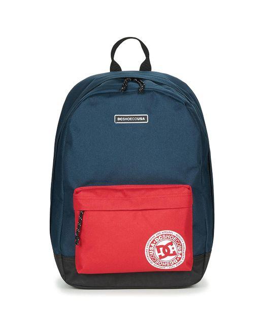 ecbe16f40353 DC Shoes Backstack Cb Men s Backpack In Blue in Blue for Men - Lyst