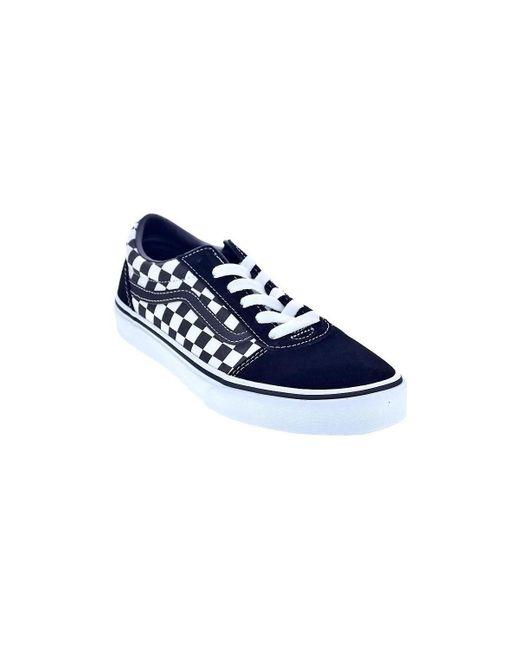 Ward Chaussures Vans pour homme en coloris Bleu - Lyst
