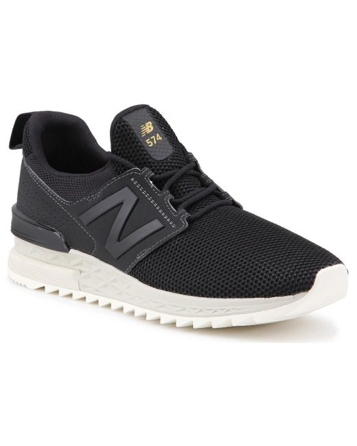 Domyślna nazwa Chaussures New Balance pour homme en coloris Black