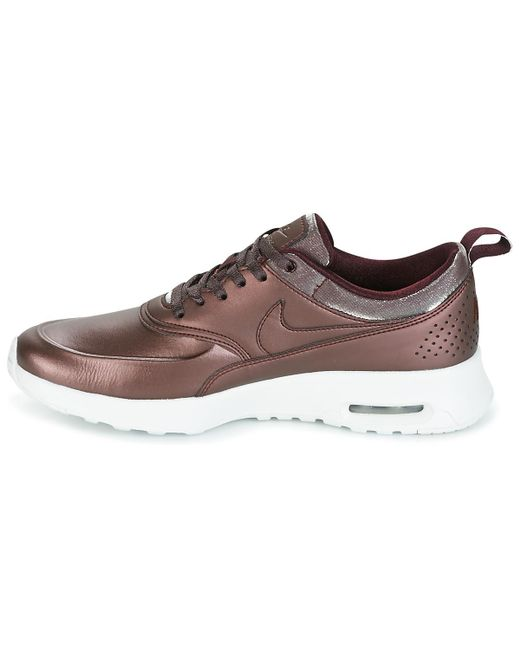 Thea Women's Max Premium Air W Brown ShoestrainersIn ny0OvN8wm