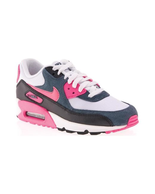 Nike | Air Max 90 Essential Women's Shoes (trainers) In Pink | Lyst