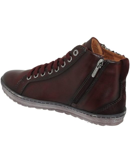 Chaussures Femme Rouge Chaussures Pikolinos Pikolinos Pikolinos Rouge Chaussures Rouge Pikolinos Chaussures Femme Femme QBosdtCxhr