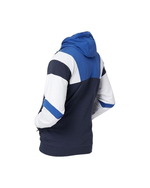 Train 7 Colours M Hoodie Fz Coft Sweat-shirt EA7 pour homme en coloris Blue
