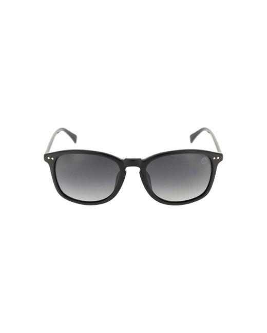 TB9066 Lunettes de soleil Timberland pour homme en coloris Black