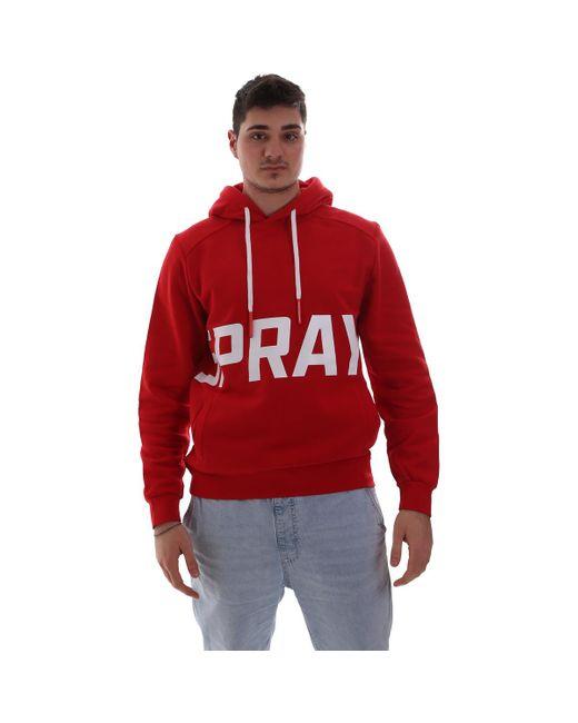 19AISP006 Sweat-shirt Sprayground pour homme en coloris Red