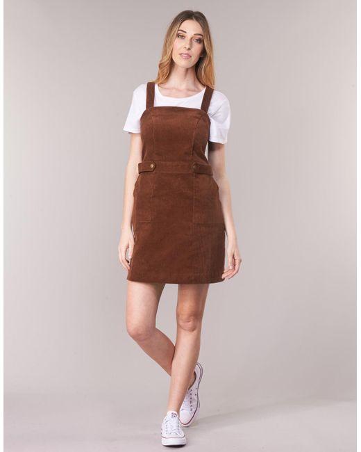 Robe Naf Naf en coloris Brown