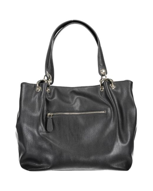 83f8050840 ... Guess - Black VG729024 femmes Sac à main en Noir for Men - Lyst ...