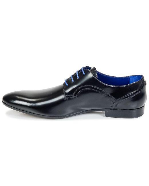 Azzaro Nette Schoenen Pioro in het Black voor heren