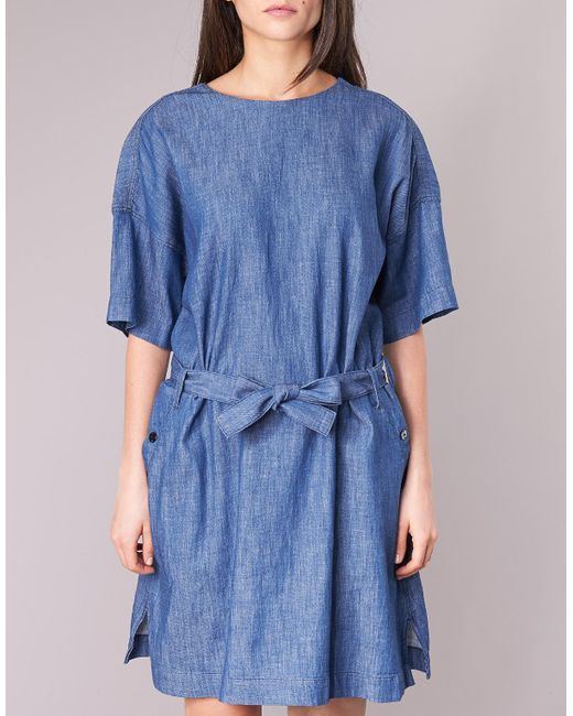 Free Shipping Inexpensive Pictures Womens Deline Shirt S/S Dress G-Star Buy Cheap Free Shipping pyZ4aWZkf