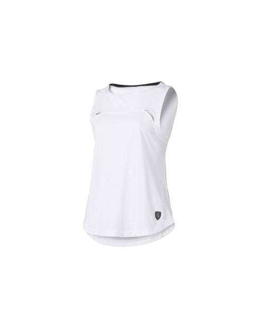 Debardeur 577846-03 PUMA en coloris Blanc - Lyst
