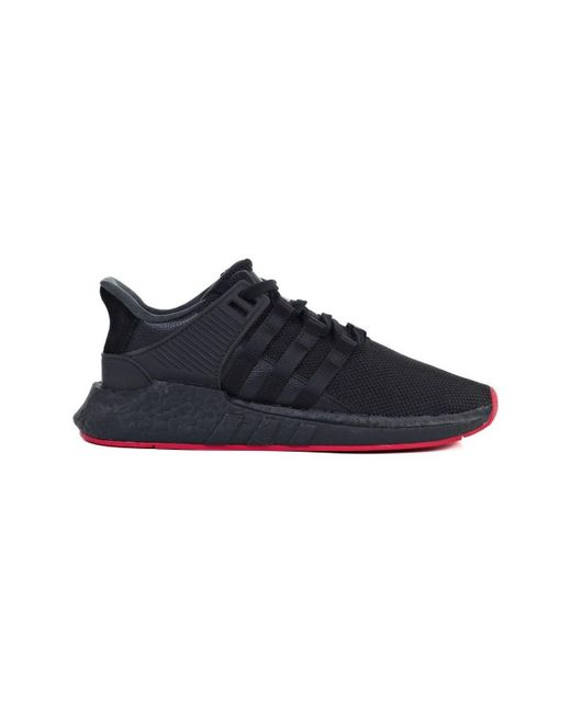 8f18212c4316 adidas Eqt Support 9317 Men s In Black in Black for Men - Lyst