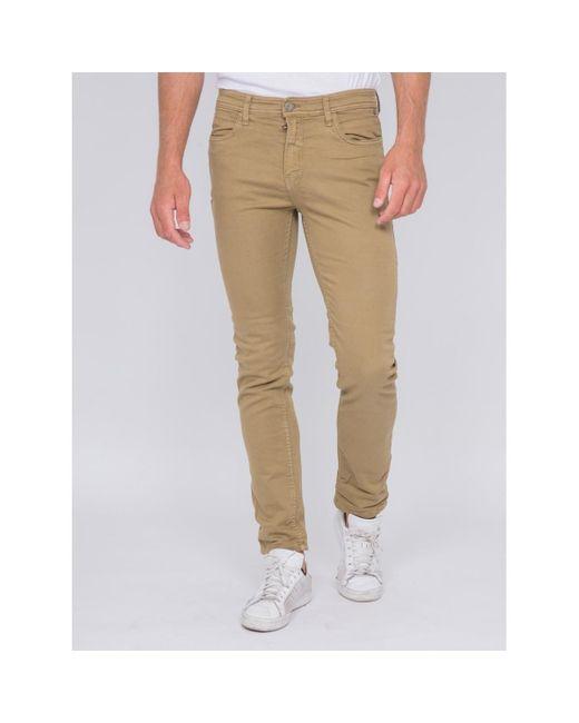 Pantalon Pantalon 5 poches VAAS Ritchie pour homme en coloris Natural