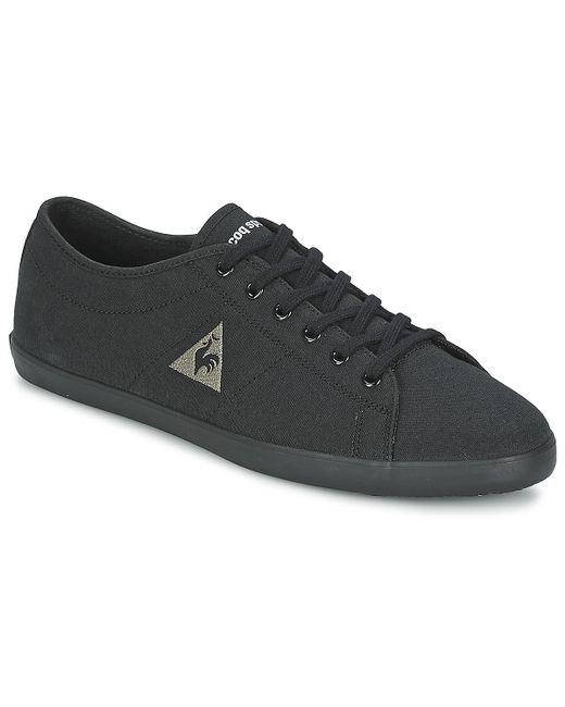 Le Coq Sportif | Slimset Cvs Men's Shoes (trainers) In Black for Men | Lyst