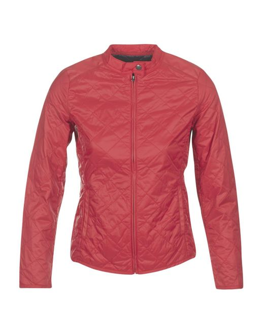 Benetton - Red Janvoli Jacket - Lyst