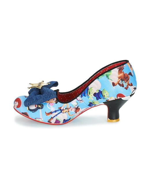 Irregular Choice Sheriff Woody women's Court Shoes in Free Shipping 2018 100% Authentic For Sale glY1NGWO