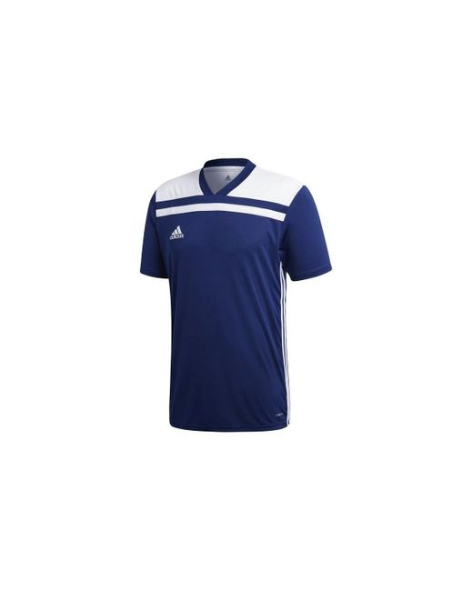 Regista 18 Adidas de hombre de color Blue
