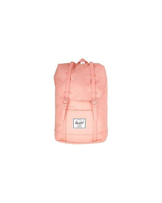 Herschel Supply Co. Retreat Men's Backpack In Pink