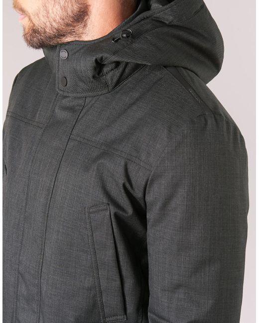 Geox PARKOL Noir Vêtements Parkas Homme 239