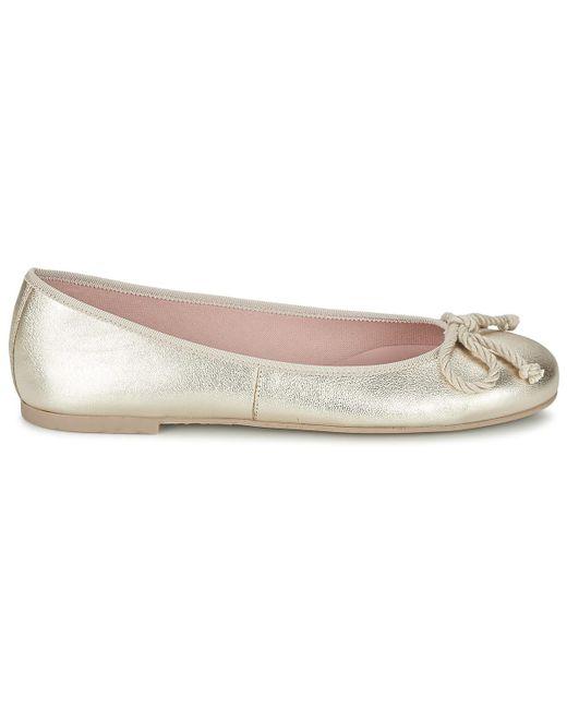 pretty nice 0a27d 28557 Pretty Ballerinas Leather Ami Women's Shoes (pumps ...