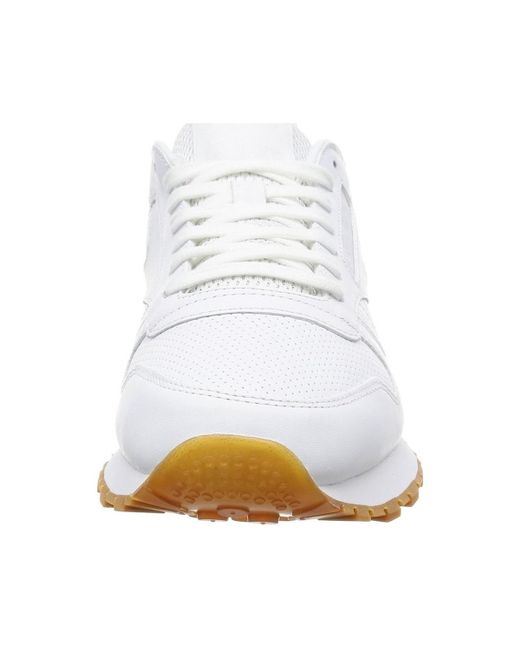 ... Lyst Reebok - Classic Leather Pg Men s Shoes (trainers) In White for Men  ... b28cdd85c