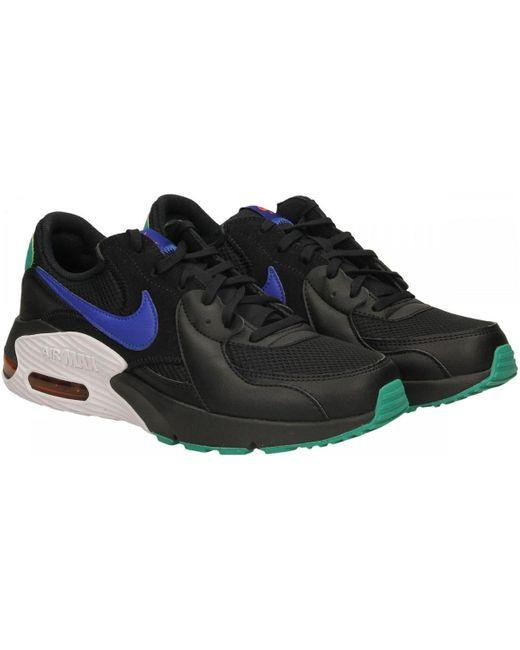 Chaussures AIR MAX EXCEE Nike pour homme en coloris Noir - Lyst