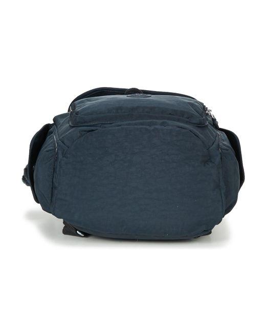 19c7db909a Kipling City Pack S Women s Backpack In Blue in Blue for Men - Lyst