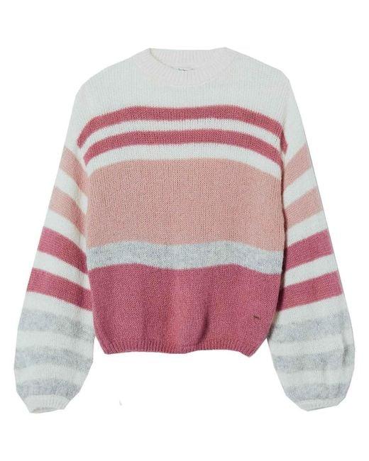 Jersey MIMIE C.0AAMULTI Pepe Jeans de color Pink