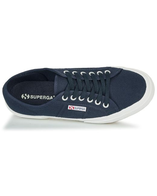 2750 COTU CLASSIC Chaussures Superga en coloris Blue