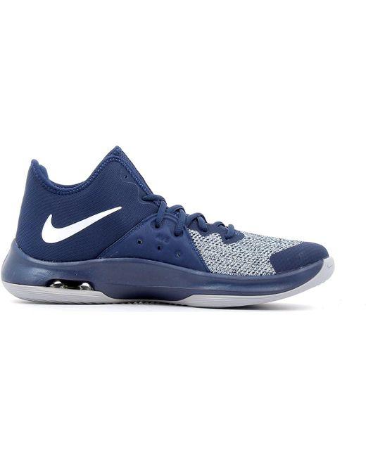 Hommes Chaussures Versitile Bleu Iii Air En KlcT1JF3